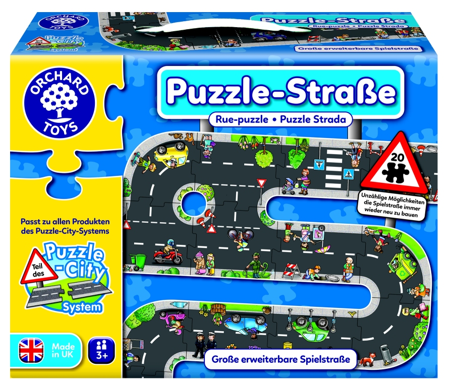 puzzle strasse