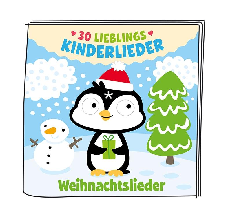 Tonie - Hörfigur 30 Lieblings-Kinderlieder: Weihnachtslieder vom ...